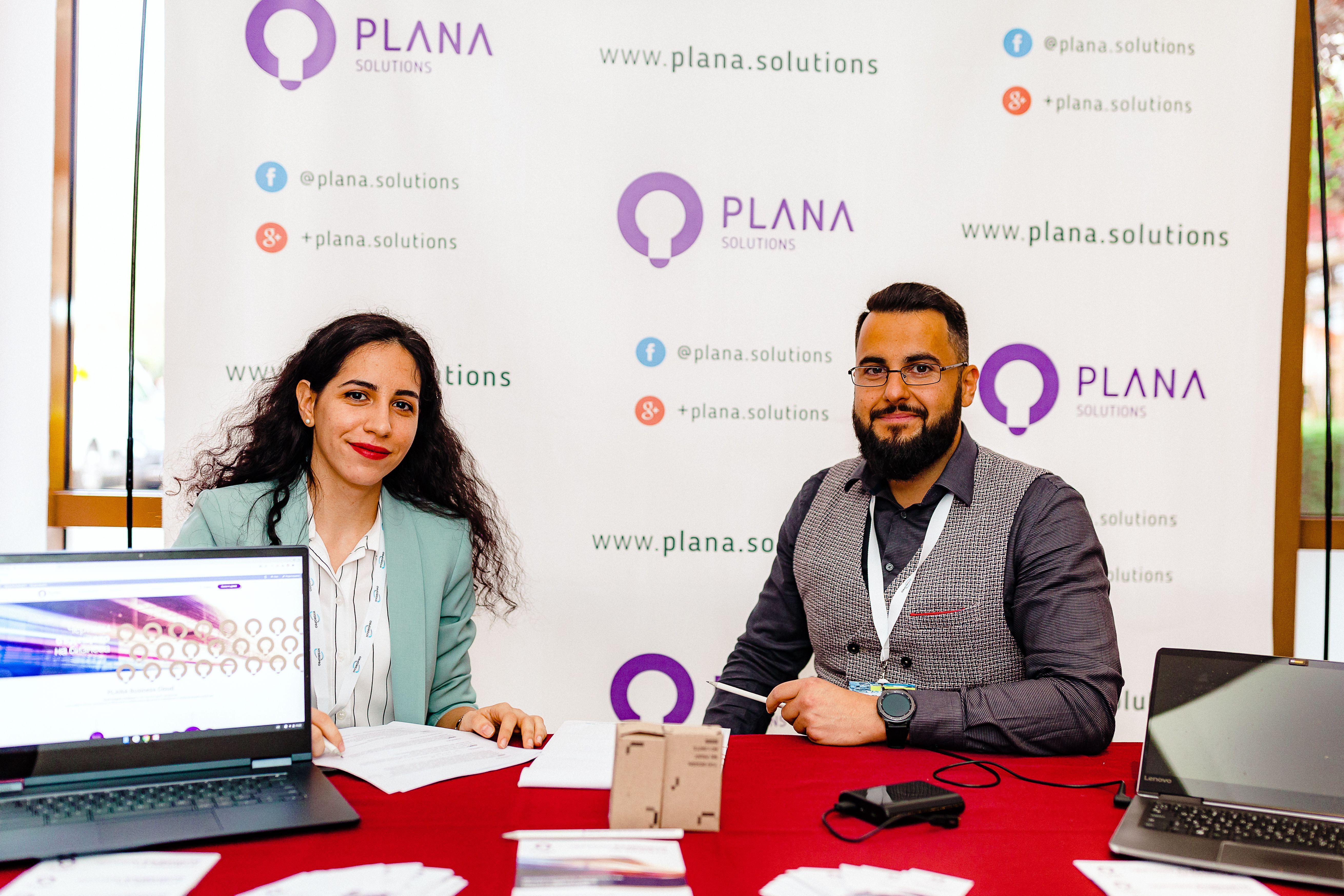 Plana Business Cloud CMS - плаващо изображение-образец